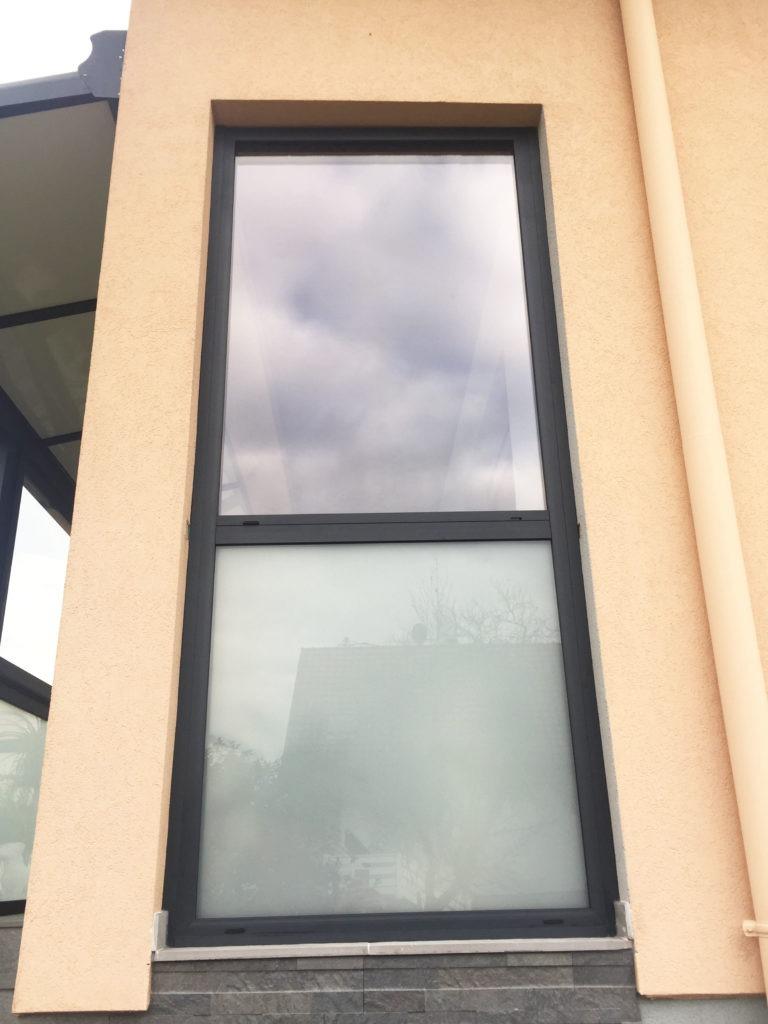 Sas D Entrée Interieur sas d'entrée aluminium - arthomealumenuiseries